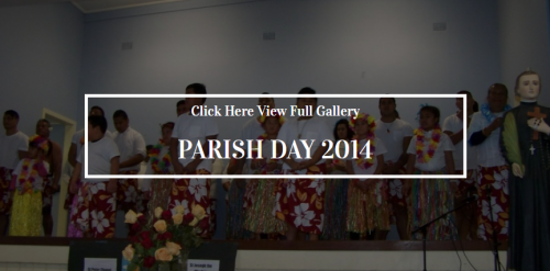 Parish Day 2014